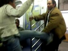 blog subway fight two